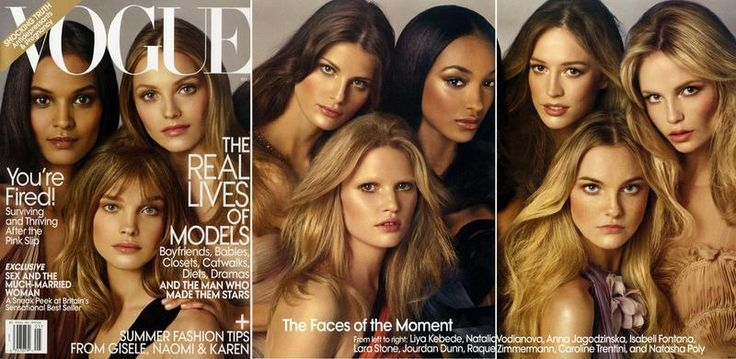 American Vogue - American Vogue May 2009 Cover