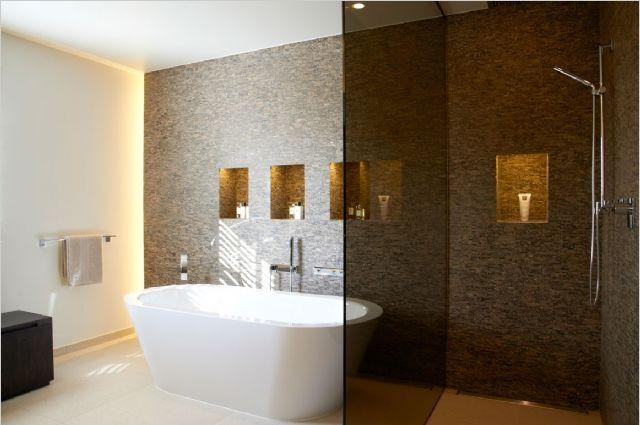 Bath & Shower - Emperador Dark
