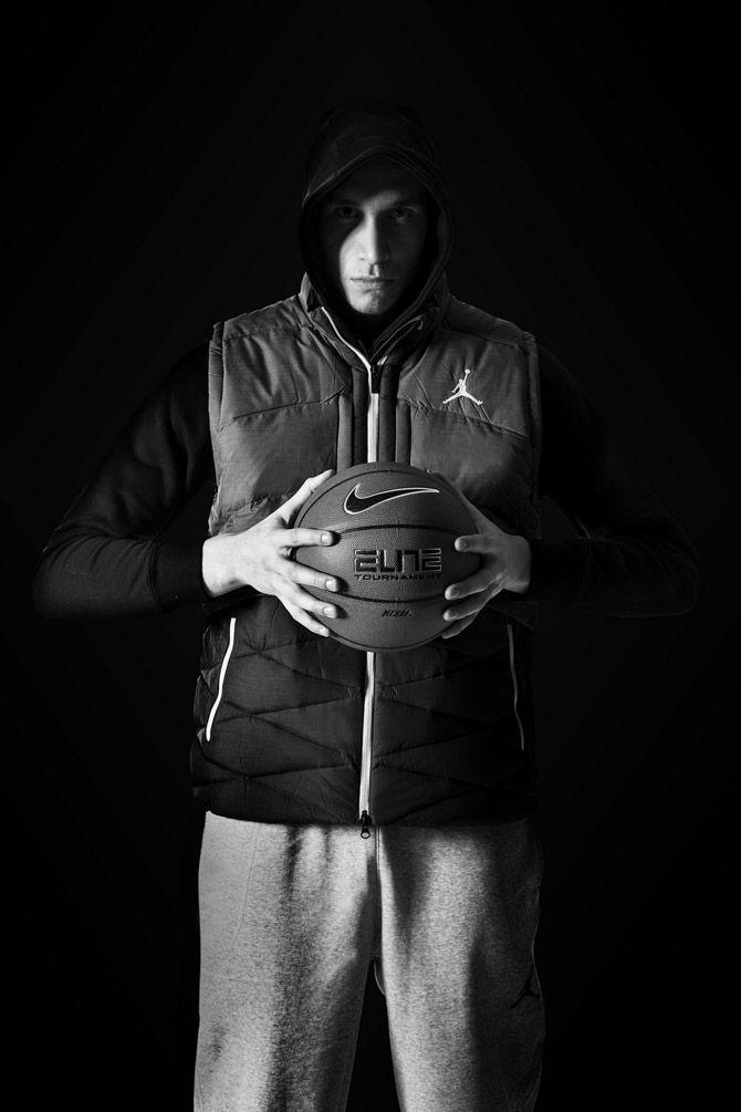 Bogdan Bogdanović promoting Nike