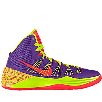 Just customized and ordered this Nike Hyperdunk 2013 iD Men's Basketball Shoe from NIKEiD. #MYNIKEiDS