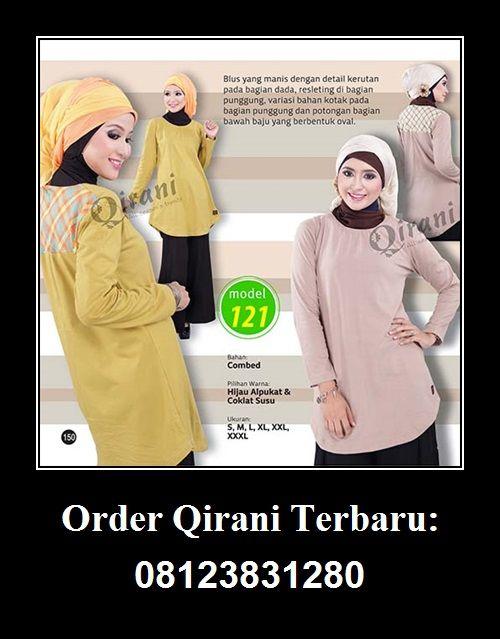 Baju Qirani atasan model 121,  Hubungi : Whatsapp : +62 812-3831-280 SMS : +62 812-3831-280 BBM : 5F03DE1D