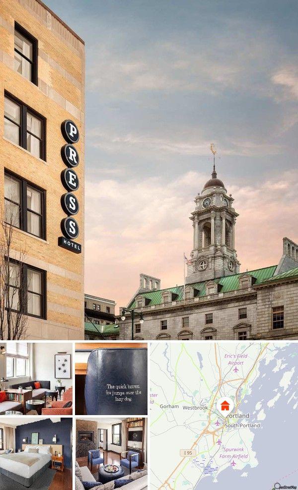 The Press Hotel (Portland, Соединённые Штаты Америки (США))