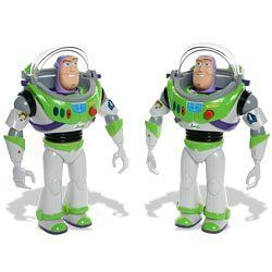 Toy Story Buzz Lightyear Walkie Talkie Set Figure Toy doll ( parallel imports ) @ niftywarehouse.com #NiftyWarehouse #Toy #Story #Movie #ToyStory #Pixar