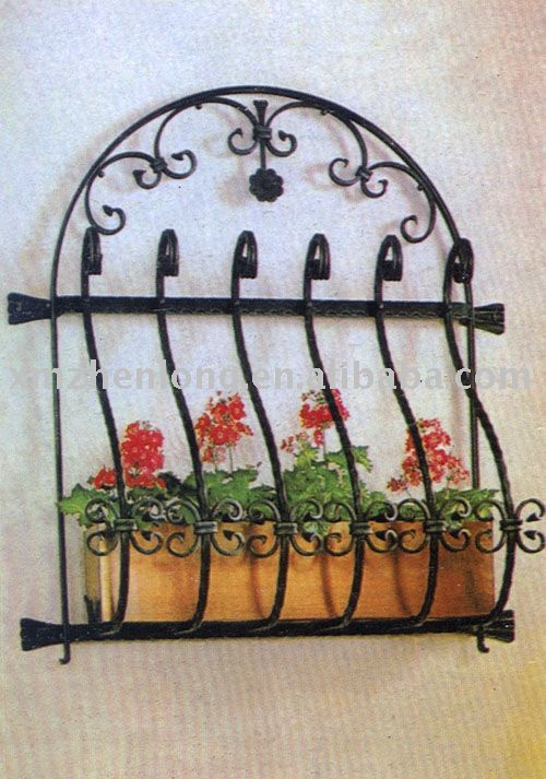 Wrought iron window grille balcony indoor pinterest