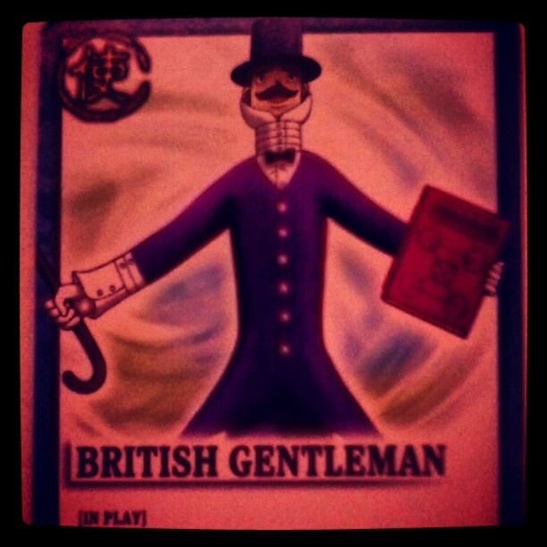 #british #gentleman #tcg #zatchbell #cards - @theenitelife- #webstagram