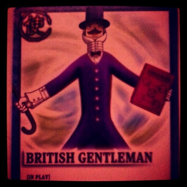 #british #gentleman #tcg #zatchbell #cards - @theenitelife- #webstagram