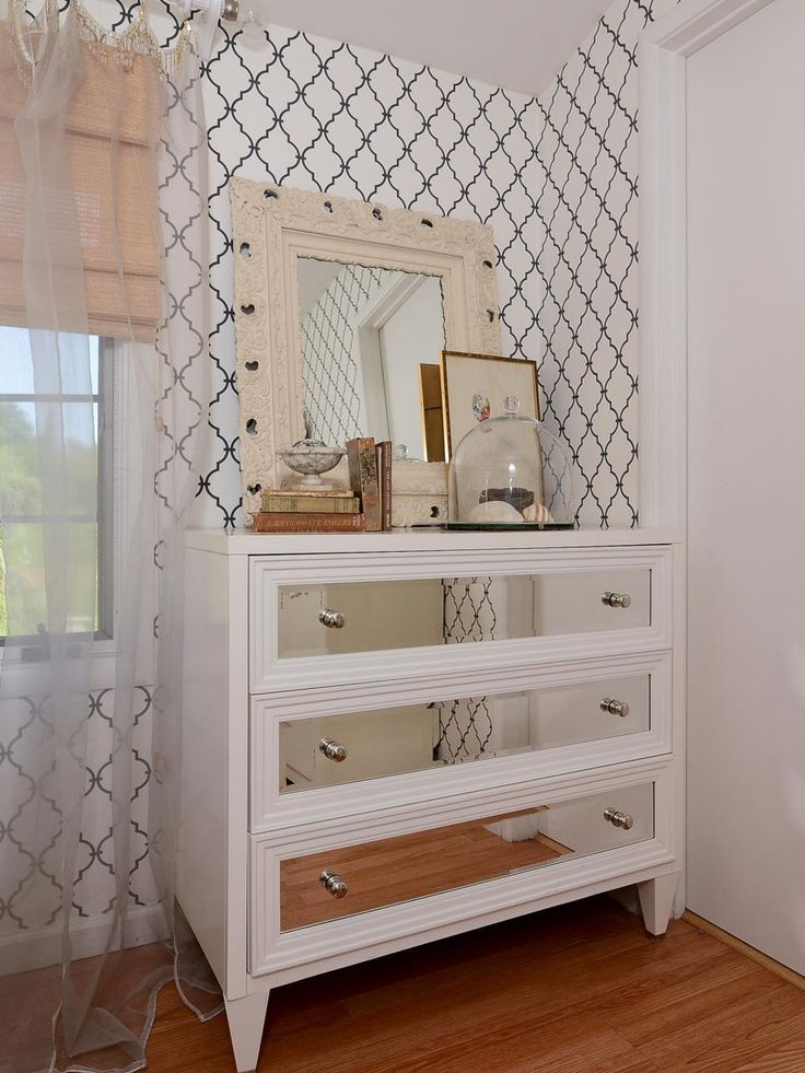 Simple Hot Chocolate Three Ways Mirrored Dresserdresser Setscottage Style Bedroomswhite