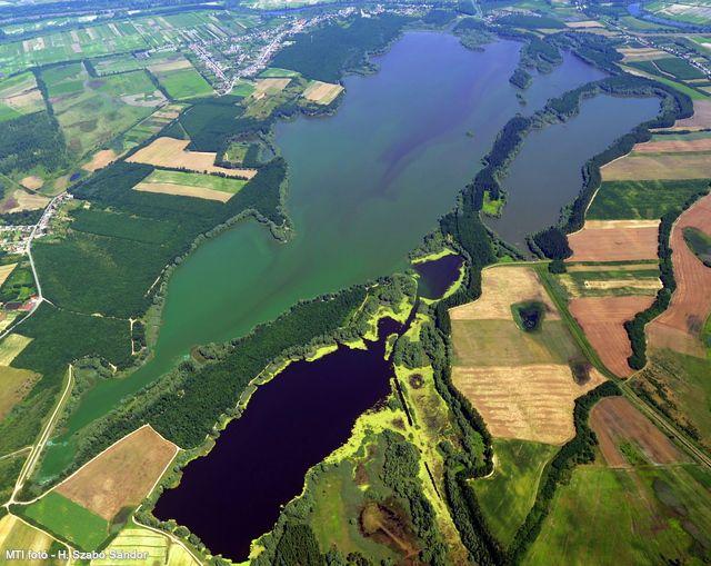 Tisza-tó, Hungary