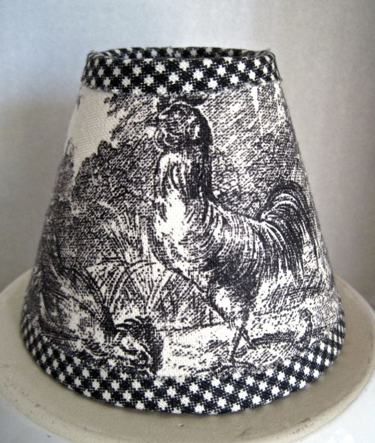 Waverly La Petite Ferme Toile French Country Rooster 5
