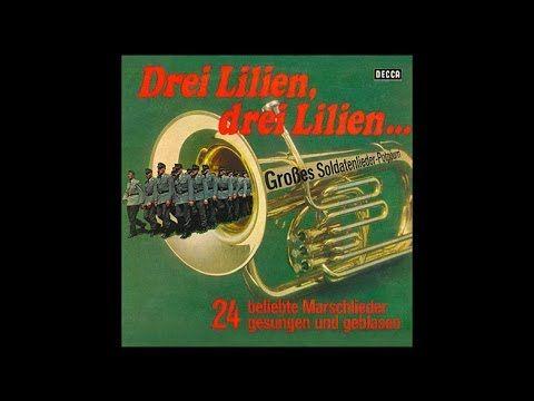 """""""Drei Lilien, drei Lilien..."""" [Potpourri] Musikkorps 6 der Bundeswehr"""