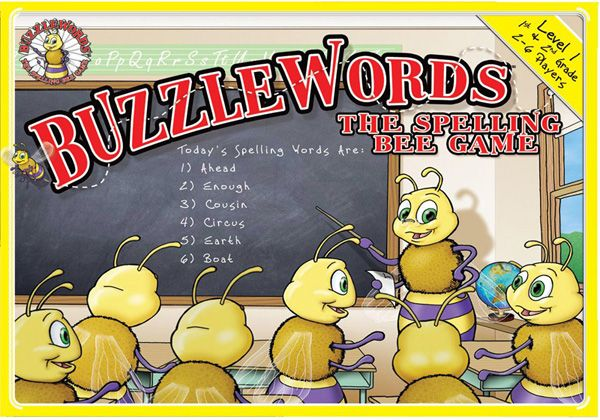 Spelling Bee Game!, SO YOU THINK YOU CAN SPELL?™