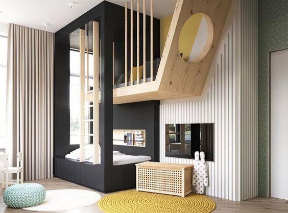 groß Totally Awesome Kid's Room Ideas Sie werden Lust auf eine Renovierung haben