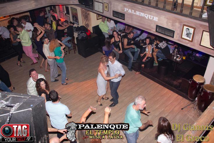 Dj Giannis El Greco Latin Party @ Palenque 04/10/2014 - Tagyourself.gr