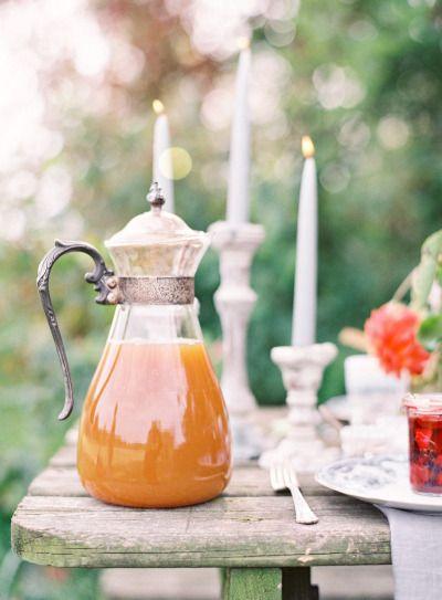 Spiced cider: http://www.stylemepretty.com/2015/01/11/10-winter-wedding-drink-ideas/