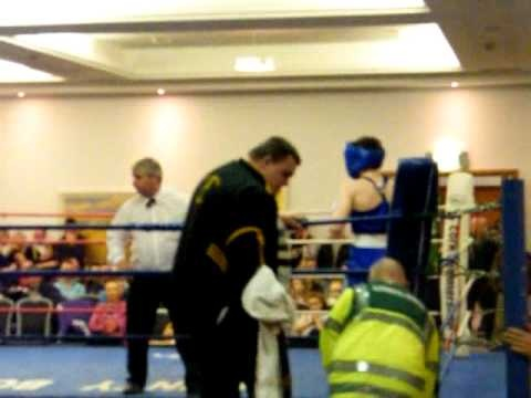 Ballincollig Boxing Club Stephen Wallace