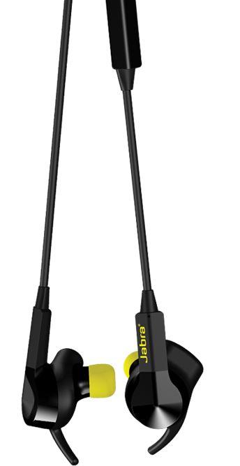 Jabra Sport Pulse Wireless measures heart rate via inner ear