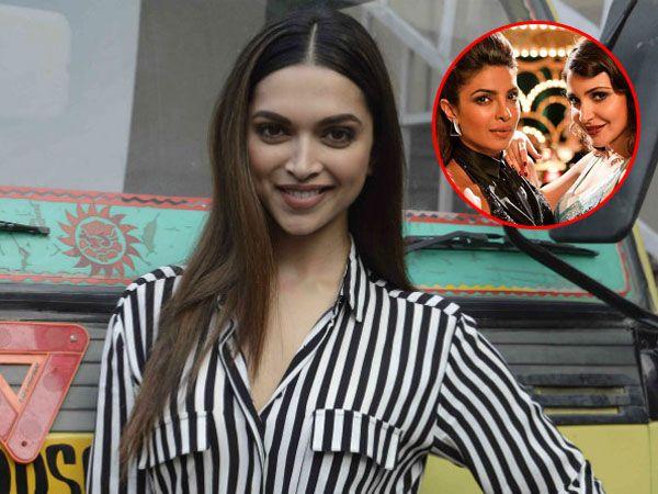 Deepika Padukone, like her peers Anushka Sharma and Priyanka Chopra, will be soon turning a producer.