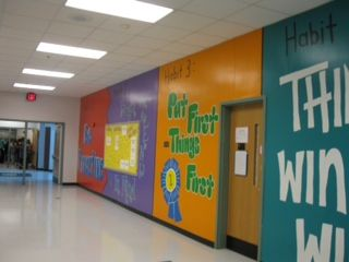 1000 classroom wall quotes on pinterest classroom for 7 habits decorations
