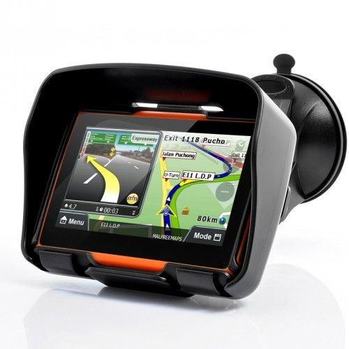 GPS Devices : 4.3'' Motorcycle GPS Navigation System Waterproof 4GB Memory&Bluetooth, now available on http://mustbuy.co.za/car-and-motorcycle/gps-devices/4-3-motorcycle-gps-navigation-system-waterproof-4gb-memory-and-bluetooth