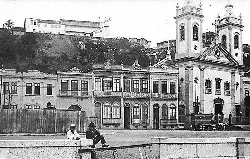 Rua Santa Luzia – 1920✳