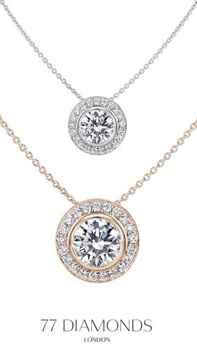 Think about layering different kinds of metals but same style to give you some shine #necklaces #diamonds #style