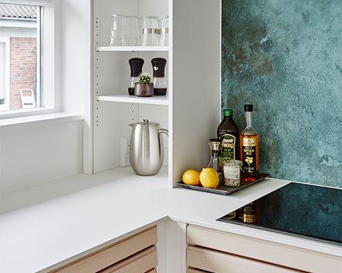 Køkken M-Line   Rene linjer med Tvis Køkkener