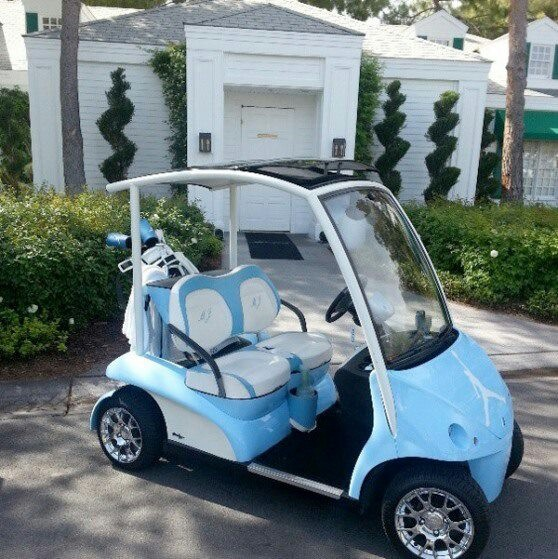 12 best Golf carts images on Pinterest | Custom golf carts, Golf ...