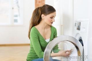 Удаляем запах из стиральной машины