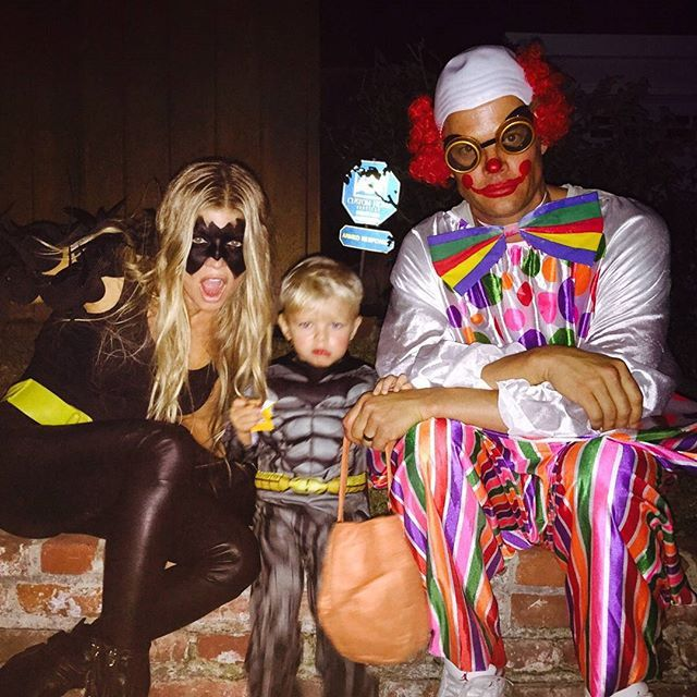 Pin for Later: You'll Get Plenty of Costume Ideas From These 20 Halloween-Obsessed Celebs And Batgirl