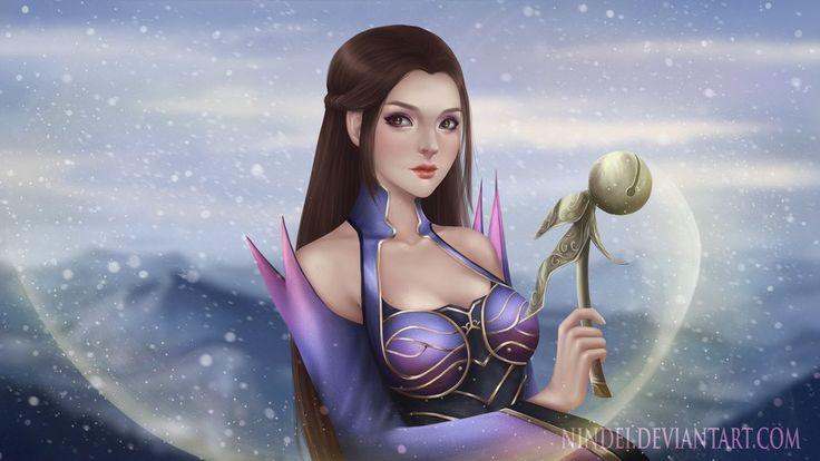 Metin2: Healer by Nindei.deviantart.com on @DeviantArt