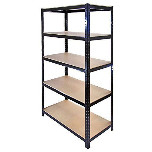 garden mile ® Heavy Duty 5 Tier Garage Racking, Boltless Industrial Racking Shelving ,Greenhouse Staging 150cm x No description (Barcode EAN = 5055959702777). http://www.comparestoreprices.co.uk/december-2016-6/garden-mile-®-heavy-duty-5-tier-garage-racking-boltless-industrial-racking-shelving-greenhouse-staging-150cm-x.asp