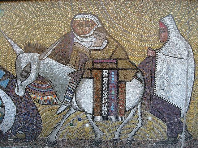 Artist: Eren Eyüboğlu  Date: 1965  Location: IMC market complex, Unkapani district,   Istanbul, Turkey     Amazing! you will love this Mosaic sit