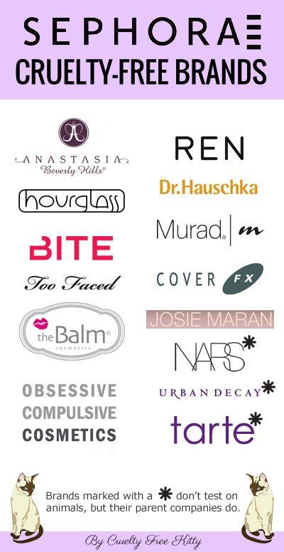 25+ best Cruelty free makeup ideas on Pinterest   Makeup testing ...