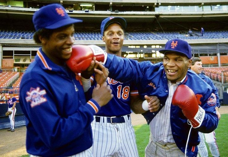 That time in 1985 when Doc Gooden and Darryl Strawberry sold Mike Tyson some bad cocaine!