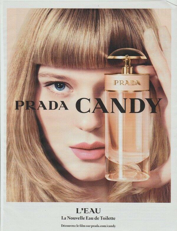 Candy 2019 Papier Et PradaPublicités PublicitéParfum En Parfumées N8PnZ0kwOX