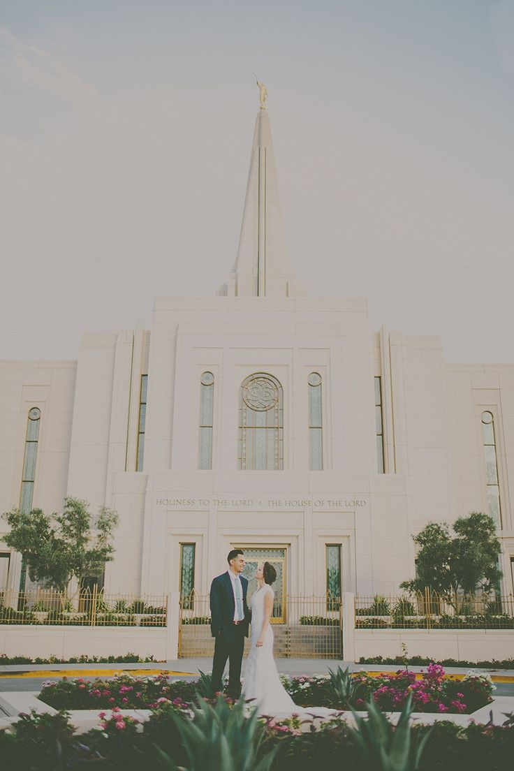 gilbert temple bridals