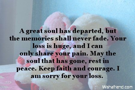 A great soul has departed | SYMPATHY WISHES | Pinterest | As