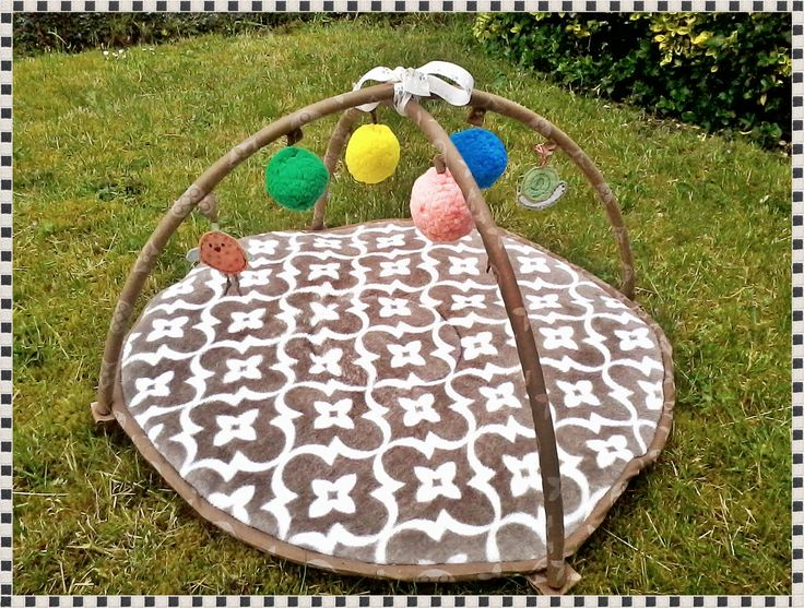 Diy Baby Play Mat Quilting Patchwork Sewing Gifts