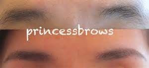 Princessbrows: Natural - looking eyebrows tattoo Tattoo 1