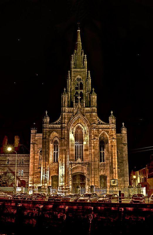 Holy Trinity Church, Cork, Ireland  Copyright: Marcin Dziura