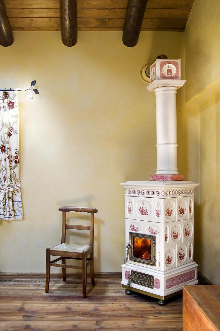 Discover all the information about the product Wood heating stove /  traditional / ceramic VIENNA I MISURA - LA CASTELLAMONTE Stufe di Ceramica  and find ...