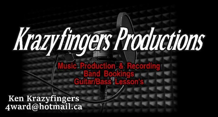 Check out Krazyfingers Productions™ on ReverbNation