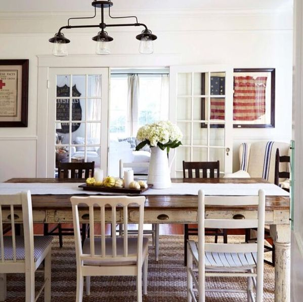 Farmhouse Dining Room Lighting: 17 Best Images About Hometown-Laurel MS-Erin & Ben Napier