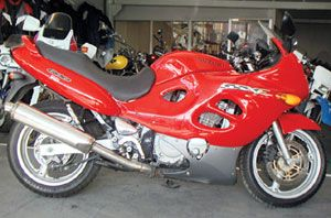 GSXF600