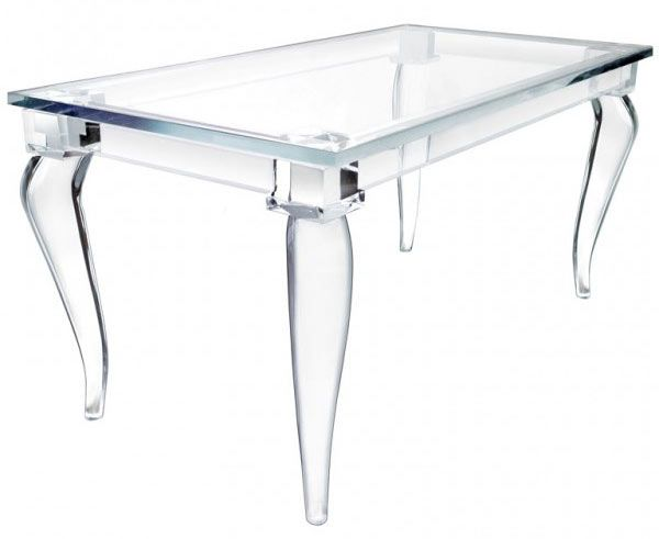 Best 25+ Acrylic Furniture Ideas On Pinterest | Acrylic Table, Resin  Furniture And Kelly Bryan