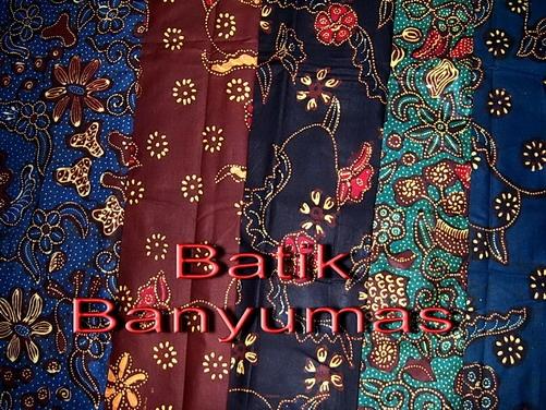 Banyumas Batik, Indonesia