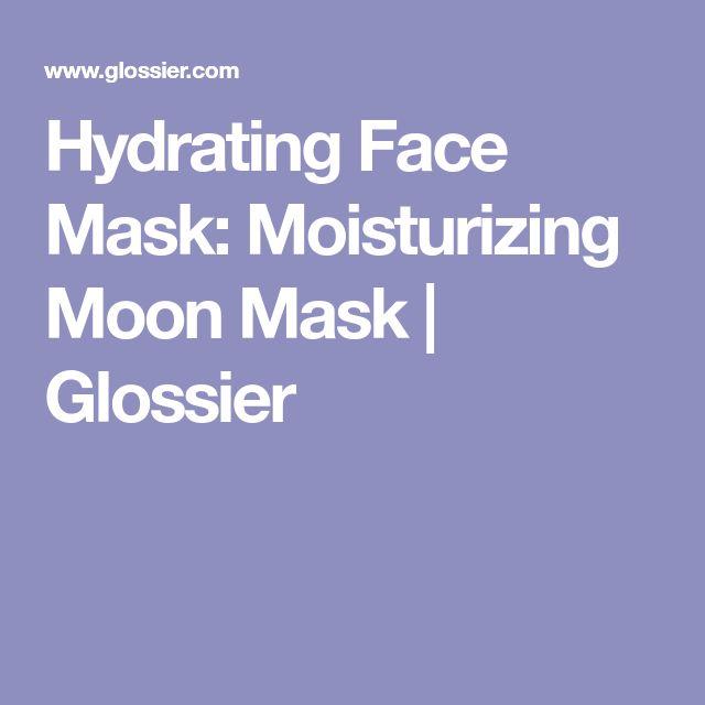 Moisturizing Moon Mask by Glossier #10