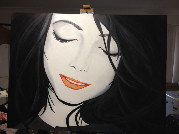 Acrylic on canvas 2012