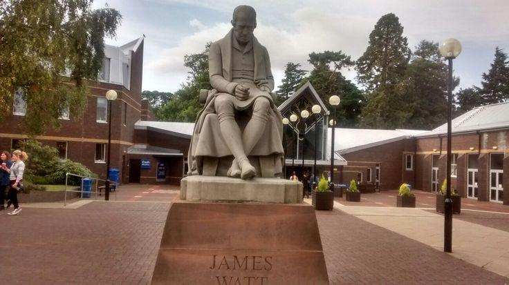 James Watt @ Heriot Watt University