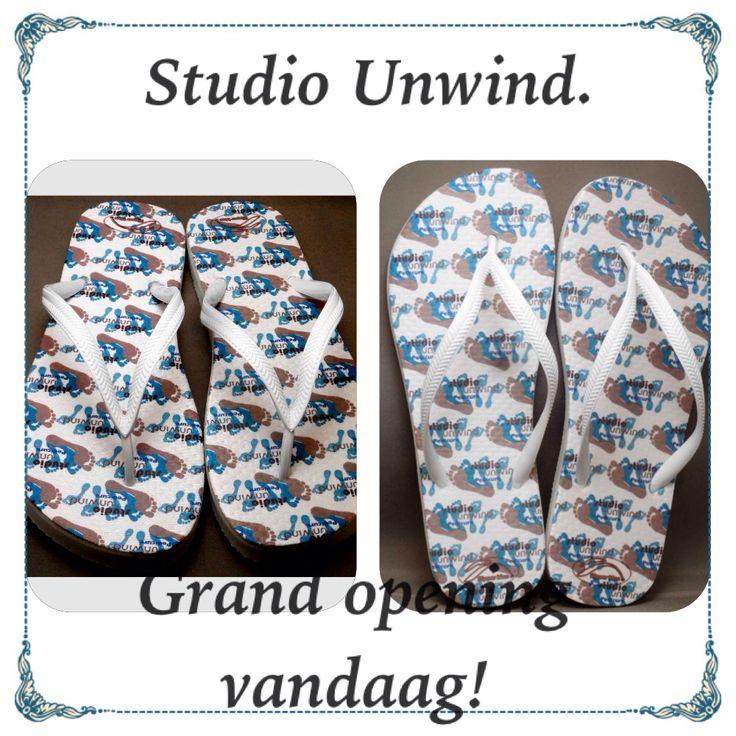 Studio Unwind slippers sponsored by SlipperMan.nl